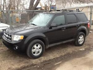 2010 Ford Escape XLT $3500 firm MIDCITY WHOLESALE 1831 SK AVE