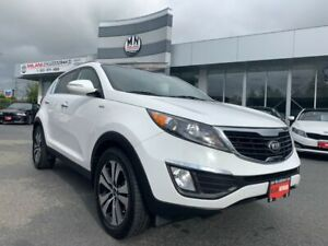 2013 Kia Sportage EX Luxury AWD ONLY 98KM