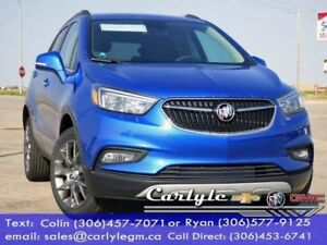 2018 Buick Encore Turbo, Cloth
