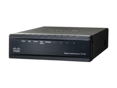 Cisco Small Business Rv042 10/100mbps Vpn Router
