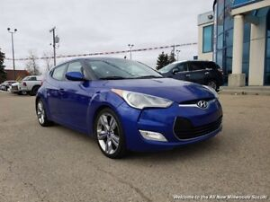 2012 Hyundai Veloster TECH PKG-ONE OWNER-ACCIDENT FREE-LOW PAYME
