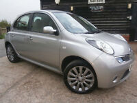 58 NISSAN MICRA 1.4 16v ACTIVE LUXURY AUTOMATIC 42K FNMDSH 1 OWNER 1 LADY OWNER