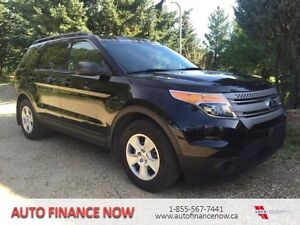 2012 Ford Explorer 7 Passenger rent to own or Finance Cheap