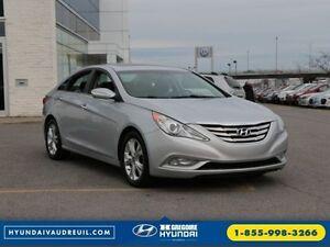 2011 Hyundai Sonata Limited A/C CUIR TOIT CAMERA NAV BLUETOOTH
