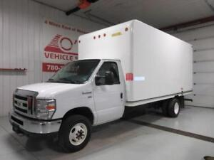 2016 Ford E450 Box Van