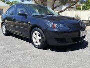 2006 Mazda 3 BK10F1 Maxx Black 5 Speed Manual Sedan Enfield Port Adelaide Area Preview