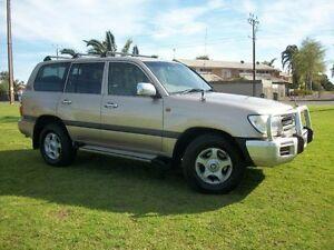 2003 Toyota Landcruiser UZJ100R GXL (4x4) 5 Speed Automatic Wagon Alberton Port Adelaide Area Preview