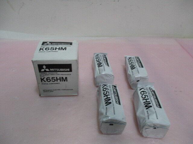 4 Mitsubishi K65HM, Thermo Paper for Video Copy Processor. 415988