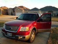 2003 Ford Expedition SUV, Crossover As is for $3500 or $3900 S&E