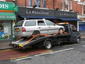 Scrap cars wanted £130 min paid