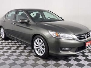 2014 Honda Accord Sedan TOURING w/HEATED LEATHER, NAVIGATION, AL