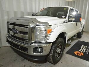 2015 Ford F-250 XLT 4x4 SD Crew Cab 6.75 ft. box 156 in. WB