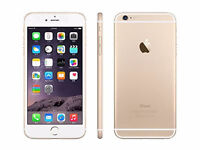 iPhone 6+ 64gig gold