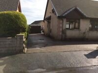 Looking for a house with a garden to rent.banff,Macduff area