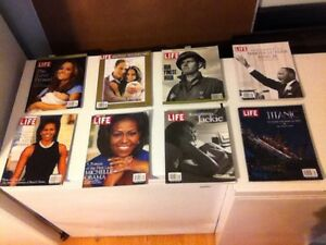 LIFE Magazines/Book on Royalty, Presidency, War etc (BRAND NEW!)