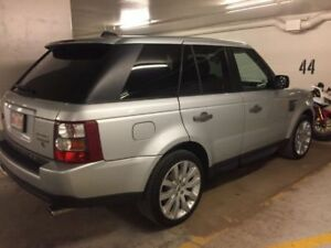 2007 Range Rover Sport SUPERCHARGED  $599 month