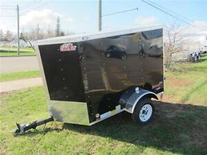 2016,2017 CARGO MATE TRAILERS AND SNOWMOBILE TRAILERS
