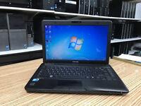 Toshiba Satellite Pro L630-167 Core i3 2.53GHz 4GB Ram 320GB HDD HDMI Laptop