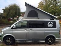 VW Transporter 1.9 TDI PD T30 (SWB) - 4 Berth Bespoke Conversion with SCA Deluxe Elevating Roof
