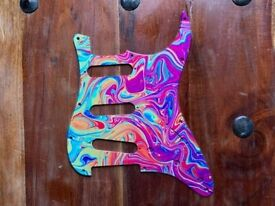 Fender Stratocaster 11 hole scratch plate