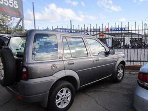 2002 Land Rover Freelander 2 Klemzig Port Adelaide Area Preview