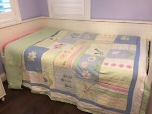 Pottery Barn Twin quilt