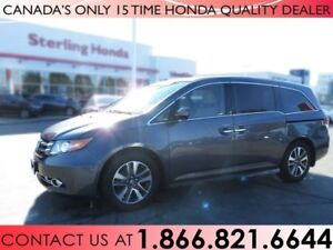 2015 Honda Odyssey TOURING | w/RES | NAVIGATION | 1 OWNER
