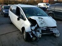 BREAKING FOR PARTS FORD S-MAX ZETEC 2013 2.0 TDCI 140 BHP IN FROZEN WHITE