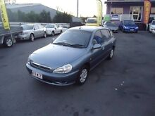 2001 Kia Rio  Grey 5 Speed Manual Hatchback Coorparoo Brisbane South East Preview