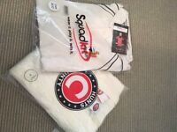 Brand New Tagged BGS Cricket Shirt and Jumper Chest 30/32