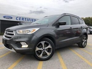 2017 Ford Escape SE HEATED SEATS|NAVIGATION|KEYLESS ENTRY