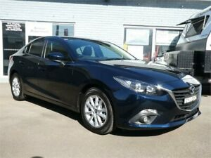 2015 Mazda 3 BM MY15 Maxx Blue 6 Speed Automatic Sedan Unanderra Wollongong Area Preview