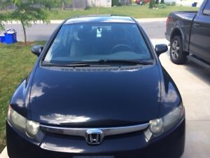 2006 Honda Civic! Low Mileage and Very Cheap!