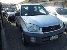 2000 Toyota RAV4 ACA21R Edge Silver 4 Speed Automatic Wagon Somerton Park Holdfast Bay Preview