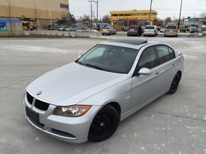 2007 BMW 323I *LEATHER,SUNROOF,PRICED TO SELL!!!*