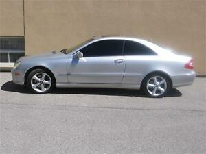 2003 MERCEDES-BENZ CLK 320