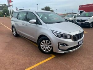 2019 Kia Carnival YP MY20 S Silver 8 Speed Sports Automatic Wagon Melville Melville Area Preview