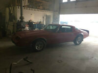 1979 Pontiac Firebird MUST SELL BY TUESDAY