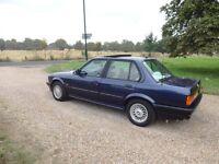 Bmw 320 ISE M-TECHNICK 1990 e30 auto petrol 48k