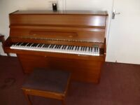 Upright Piano Barratt & Robinson (FREE LOCAL DELIVERY TN12 KENT) Tuned to Concert Pitch 440