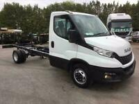 Iveco Daily 35C16 4100 mm wheelbase Chassis Cab 3ltr 160 BHP E6 New