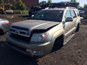 2004 Toyota 4 Runner just in for parts at Pic N Save!