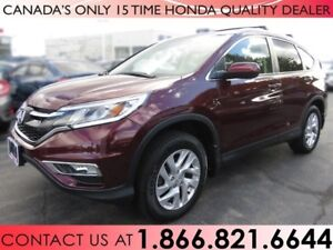 2015 Honda CR-V EX | 1 OWNER | NO ACCIDENTS