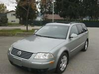 2005 Volkswagen Passat TDI BC CAR-LEATHER-SERVICED-MUST SEE