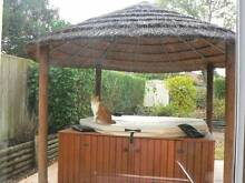 Perfect Condition Gazebo / Pergola / 3.6 Mtr Diameter Canvas Roof South Brisbane Brisbane South West Preview