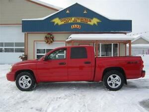 DODGE DAKOTA 4X4 2007 * FINANCEMENT DISPO * TANGUAY AUTOS *