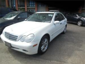 2005 Mercedes Benz CL-Class SUNROOF LEATHER LOW KMS