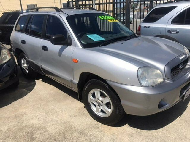 2001 Hyundai Santa Fe Sm Gl Silver 4 Sd Sports Automatic Wagon Cars Vans Utes Gumtree Australia Canning Area Welshpool 1174663206