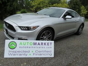 2017 Ford Mustang LX E/BOOST AUTO WARRANTY FINANCING!