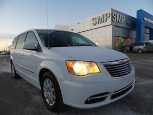 2015 Chrysler Town & Country Touring, power sliding doors, Stow